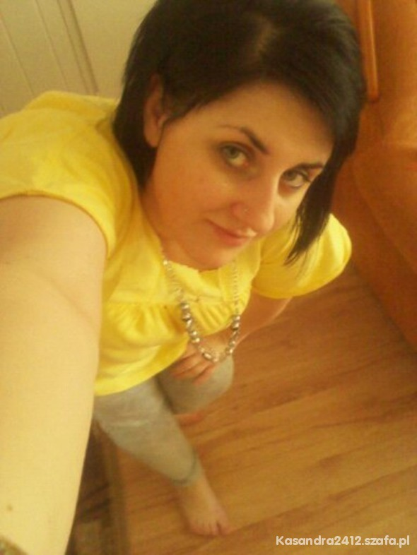Mój styl Pastelowo żółto