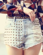 Szorty MinkPink DIY Shorts...