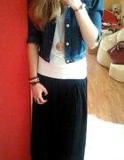 Maxi & jeans