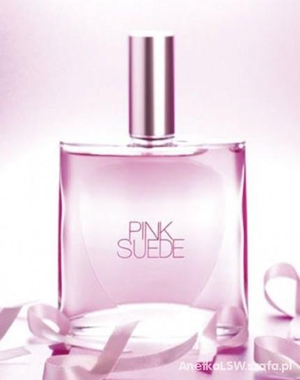 Kosmetyki Pink Suede Avon