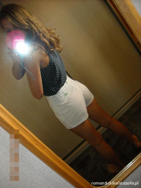 Mój styl letni strój