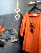 pomarańczowe kolorki
