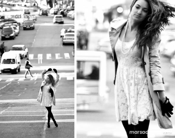 Eleganckie Elegancja z ulicy