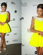 Sukienka neonowa Simple