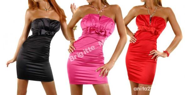 Ubrania sukienka