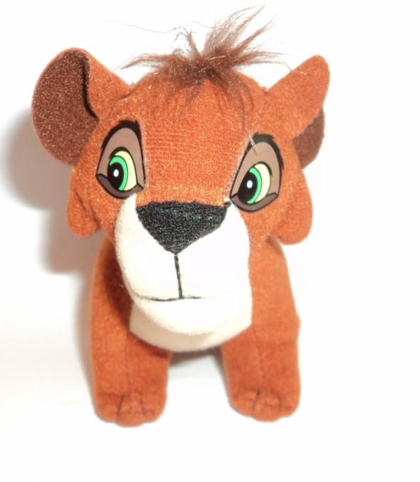 Simba maskotka lew z bajki król lew