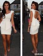 Sukienka z bashinką
