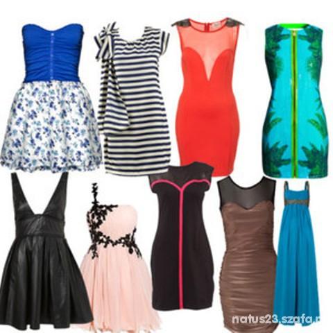 Na specjalne okazje Sukieneczki NEw look na spejalne okazje