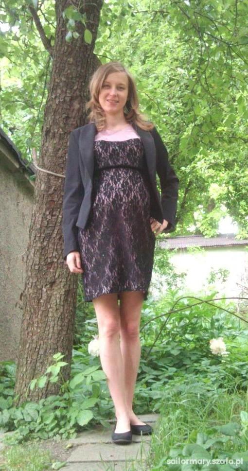 Eleganckie Orsey sukienka