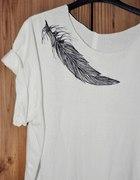 piórko koszulka