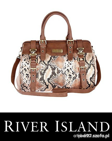 Torebki na co dzień torba river island