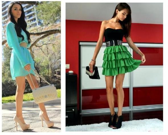 Romantyczne sukienki