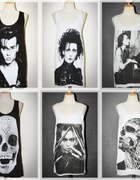 Johnny Depp Zombie Boy Skull