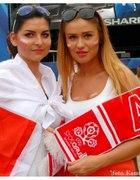 Euro 2012 inspiracje Polki kibicują