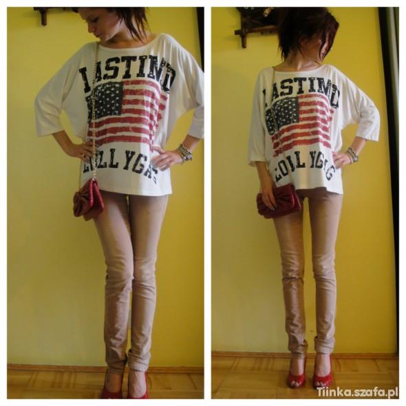 Mój styl Amerykańsko