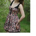 atmosphere sukienka sliczna floral S