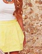żółty szał