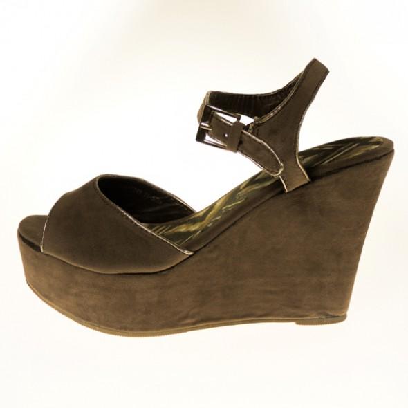 NEW LOOK sandały koturn platformy R 37 38 39 40 41