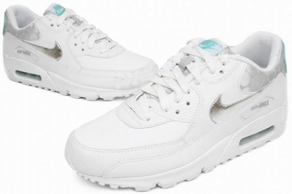 air max 90 premium białe
