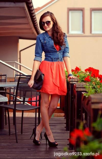 Mój styl śliczna sukieneczka