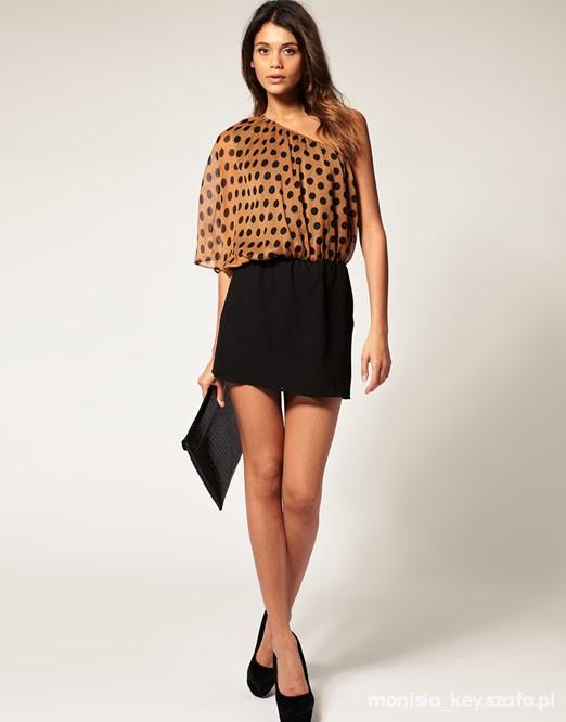 Suknie i sukienki Vero moda groszki