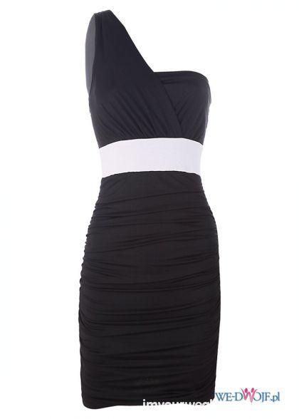 Suknie i sukienki sexowna obcisła bandażowa tally weil