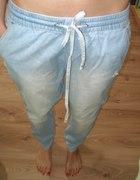 Spodnie BAGGY New Yorker Fishbone