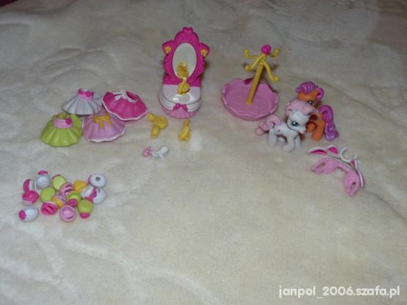 Zabawki My little pony kucyki