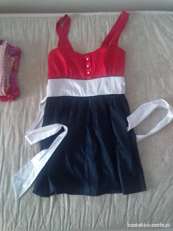 Suknie i sukienki sukieneczka krótka