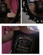 Jack Daniels oversize czarna DIY