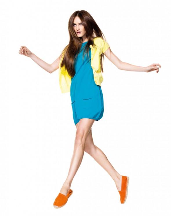 Sukienka Benetton...