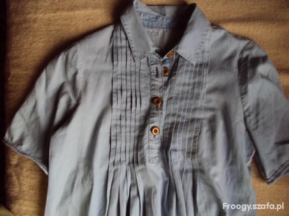 Suknie i sukienki Jeansowa mini