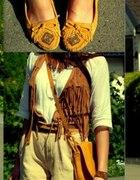 Indian vest & shoes