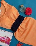 Sukienka pas guma S M wzor 1