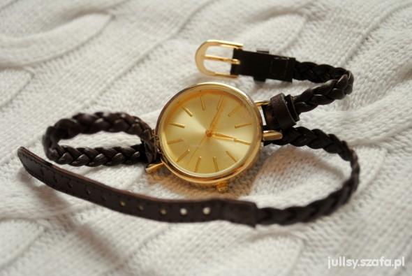 bijou brigitte zegarek złoty
