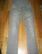 ciążowe spodnie HM