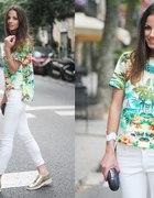 tropikalna bluzka