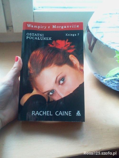 Pozostałe WAMPIRY Z MORGANVILLE Rachel Caine