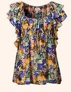 Super bluzeczka H&M w kwiaty