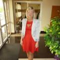Sukienka z serduszkiem KT002