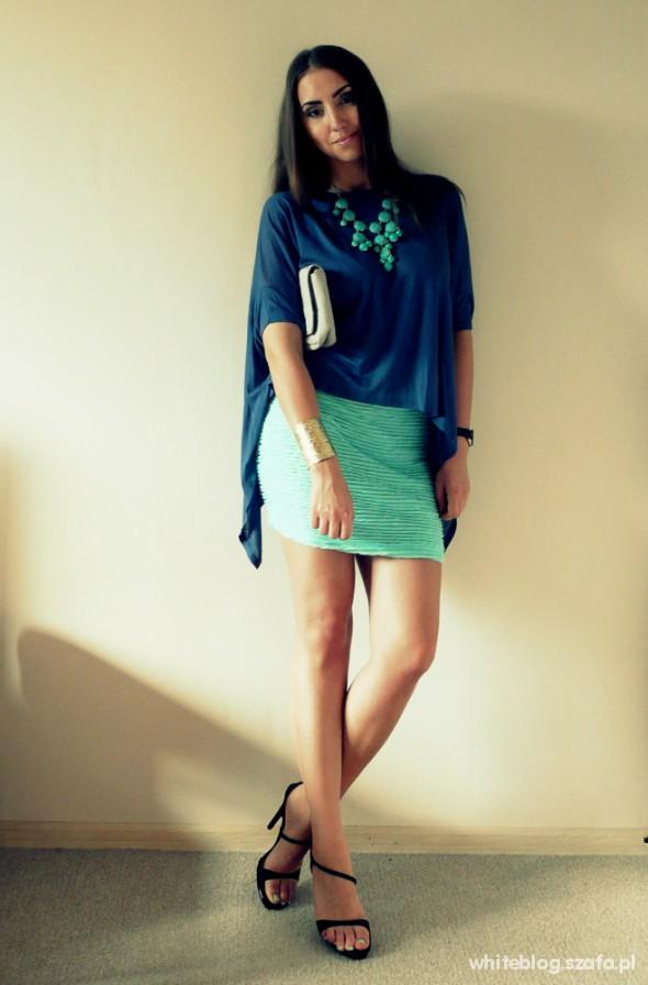 Eleganckie blue