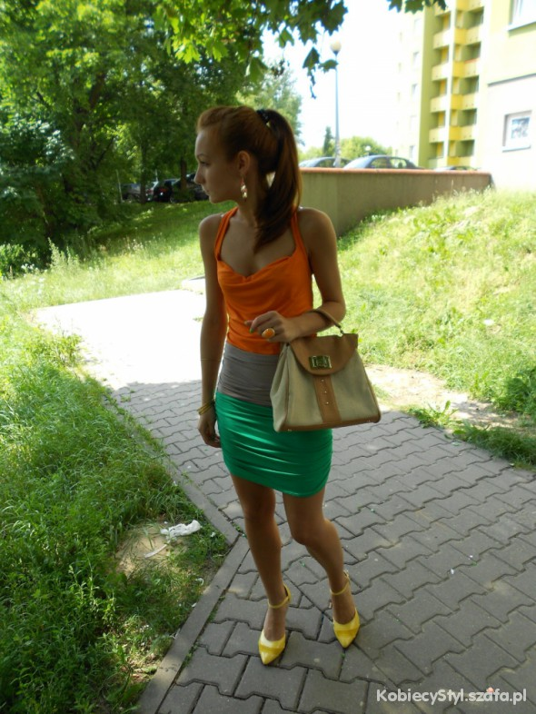 Mój styl summer colors