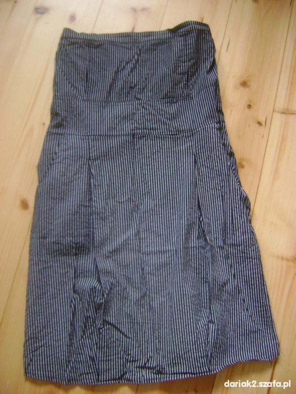 Suknie i sukienki MARYNARSKA SUKIENKA