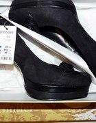 Buty z CCC firmy Jennifer & Jennifer czarne 41...