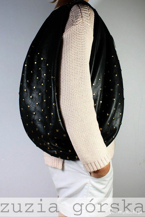 Hobo GlamStuds Leather od Zuzi Górskiej