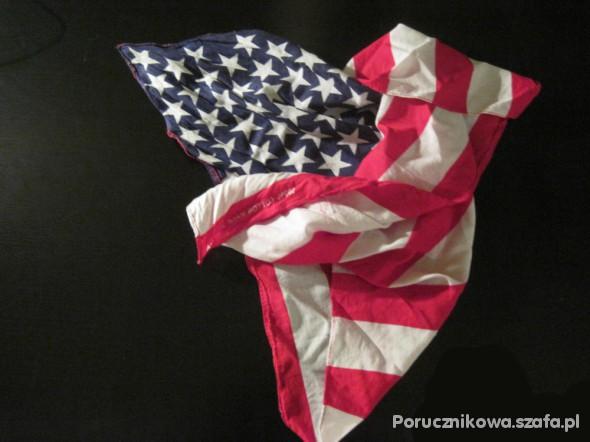 Chusty i apaszki BANDAMA FLAGA USA DIY GLAM PUNK ROCKABILLY
