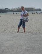 zestaw na wakacyjny spacer po plaży