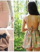 spódniczki i sukienka