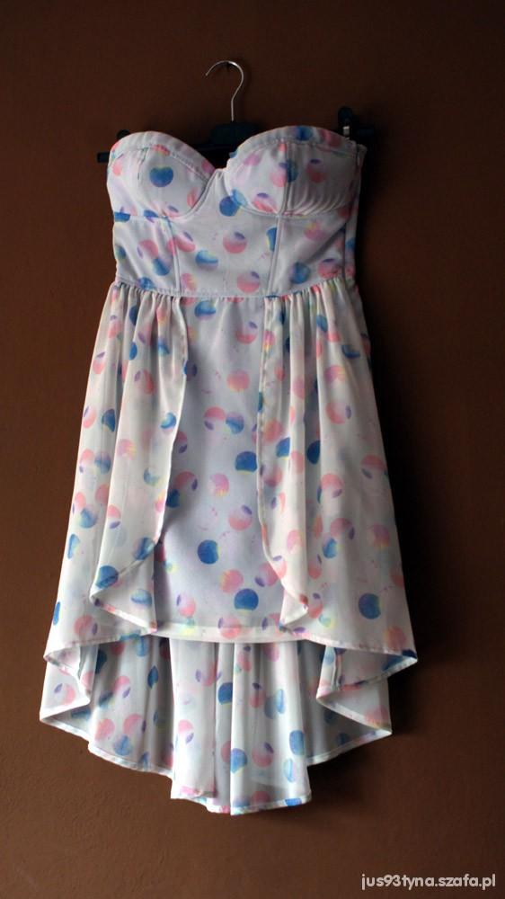 Suknie i sukienki JustineReves