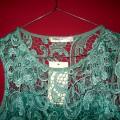 Śliczna miętowa sukienka VERA&LUCY